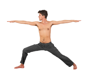 Virabhadrasana (Distinguished Hero) B