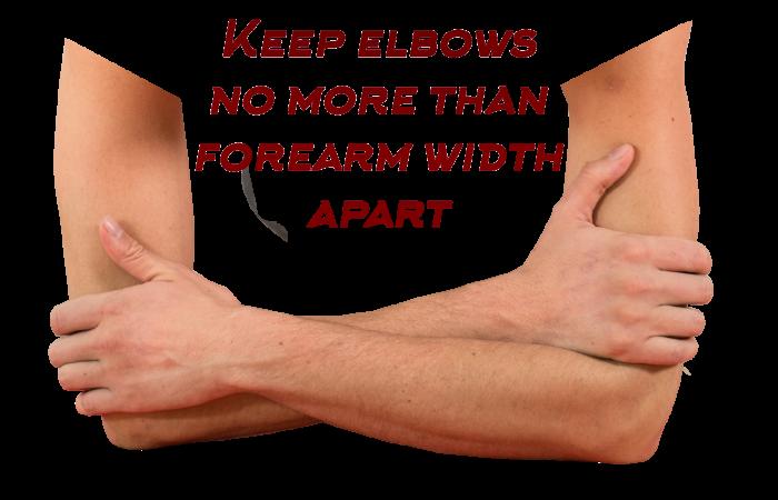 sirsasana-elbows